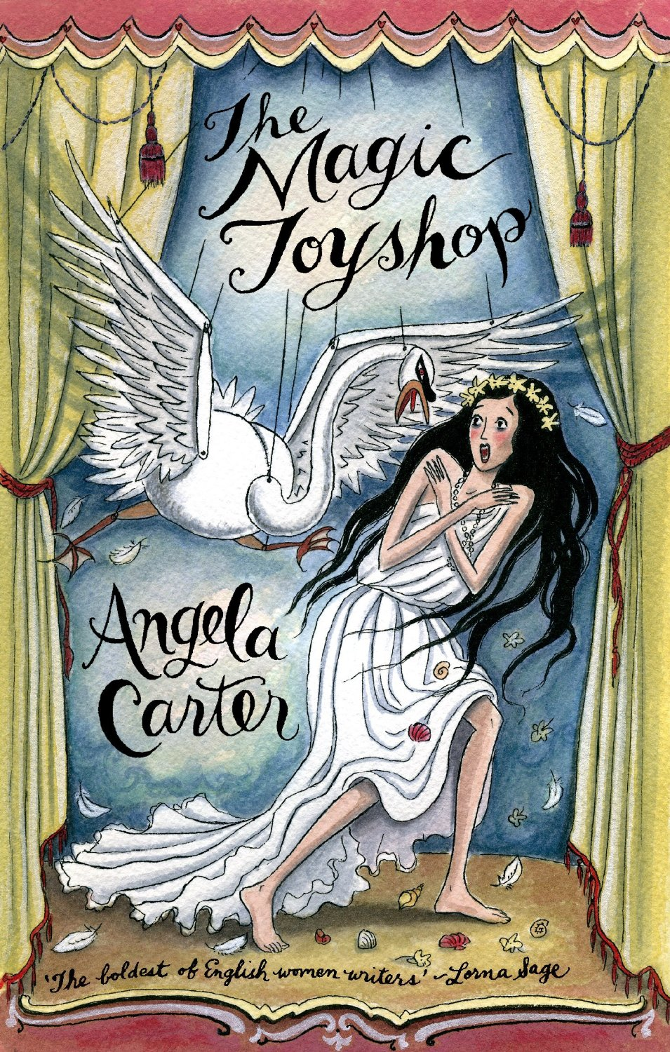 repression of women and the feminist perspective in the bloody chamber a novel by angela carter