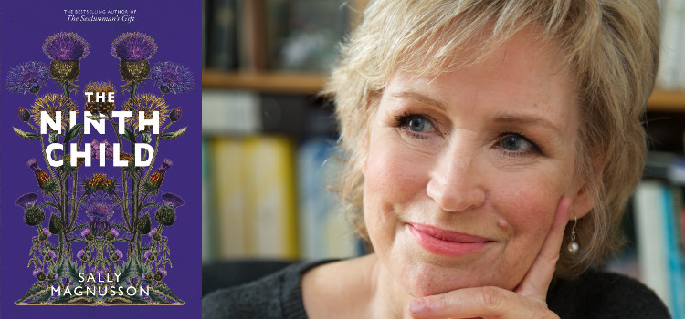Image of RESCHEDULED Sally Magnusson: The Ninth Child