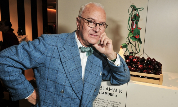 Image of Manolo Blahnik in Conversation
