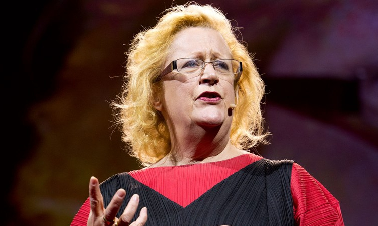 Image of Margaret Heffernan on Uncharted: How to Map the Future