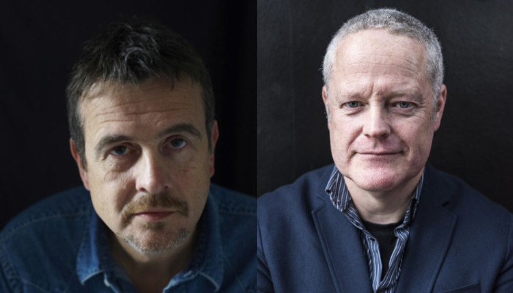 Image of An Evening with Mark Billingham, and introducing Mark Hill