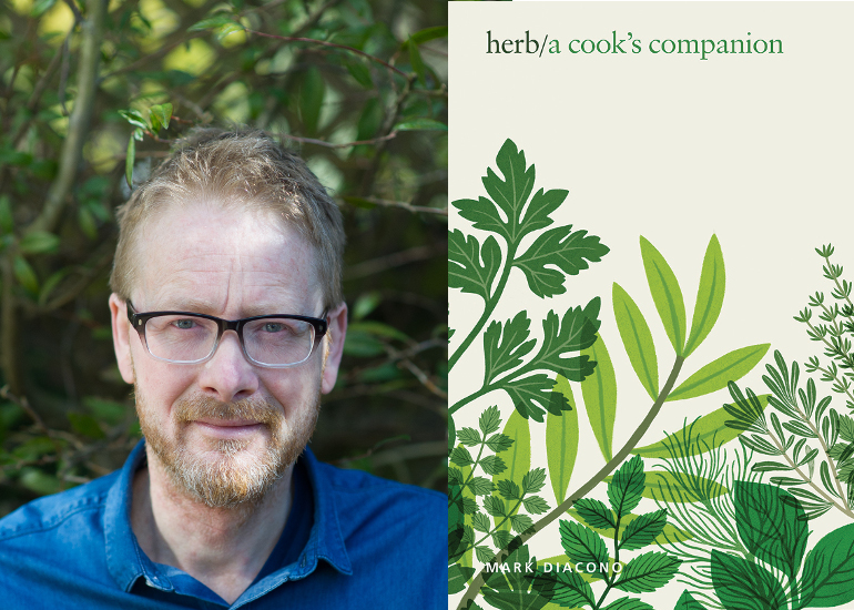 Image of DATE CHANGE: Herb with Mark Diacono