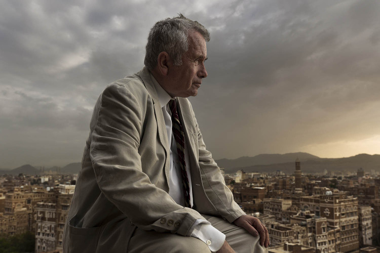 Image of Martin Bell