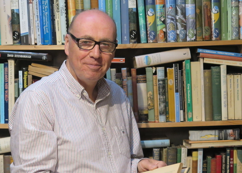 Image of Martin Latham and The Bookseller's Tale