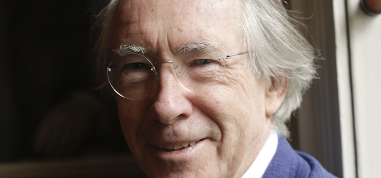 Image of Ian McEwan launches Machines Like Me