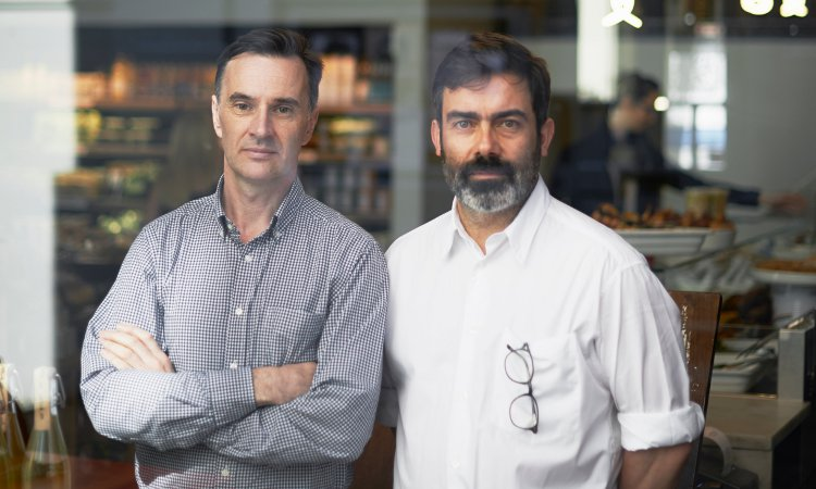 Image of Talking and tastings with Melrose and Morgan: The Grocer Boys