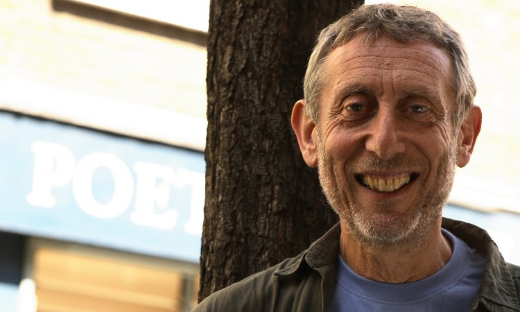 Image of Michael Rosen