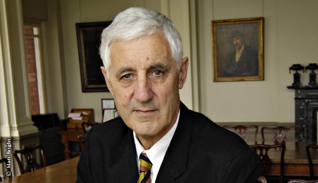 Image of Mike Brearley on Cricket in Bath