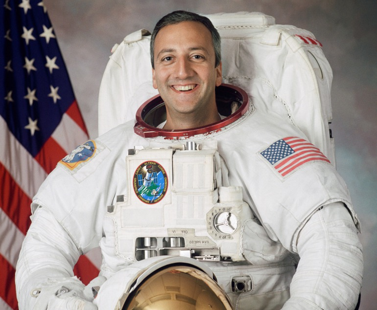 Mike Massimino Website
