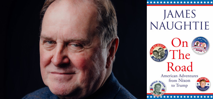 Image of RESCHEDULED James Naughtie: On the Road