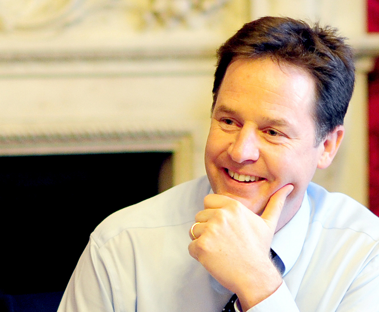 Image of Inside Politics with Nick Clegg