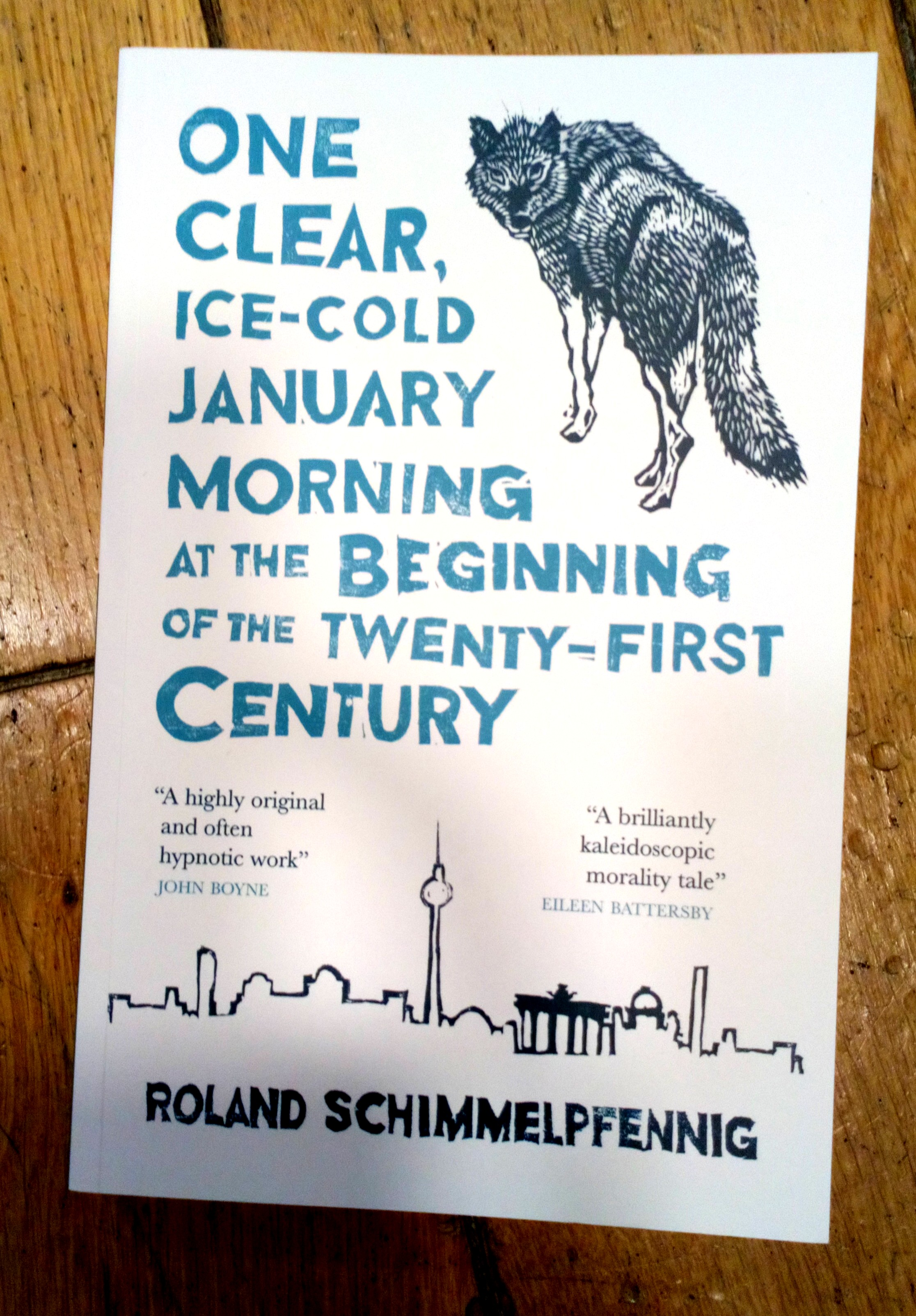 Image of Reading Group – One Clear Ice-cold January Morning at the Beginning of the 21st Century