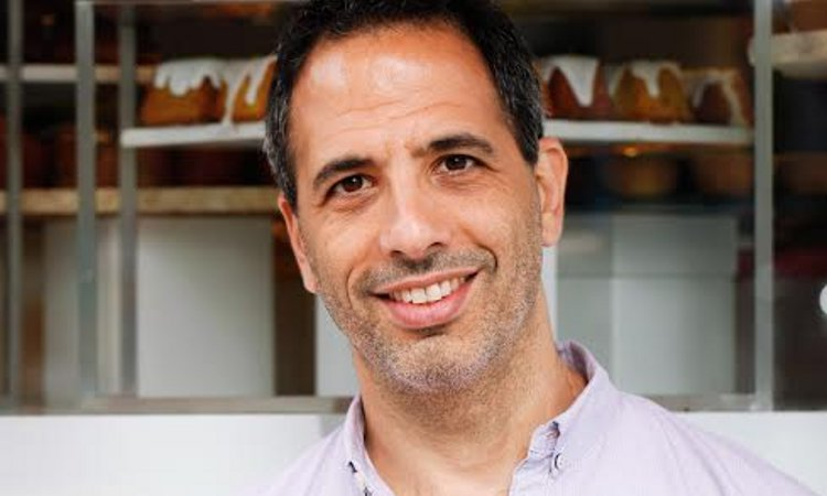 Image of Cookery demonstration with Yotam Ottolenghi