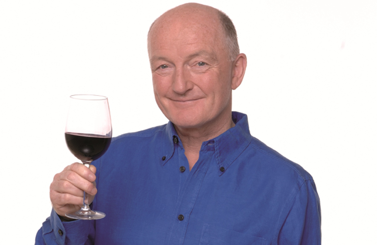 Image of Oz Clarke on the World of Wine