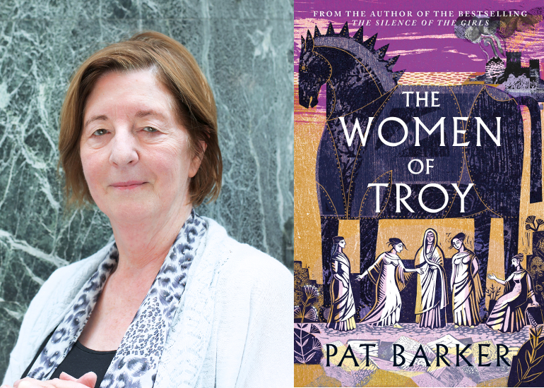 Image of A Virtual Evening with Pat Barker