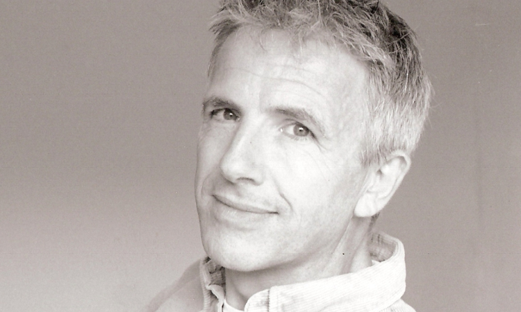 Image of Coffee and Cake with Patrick Gale