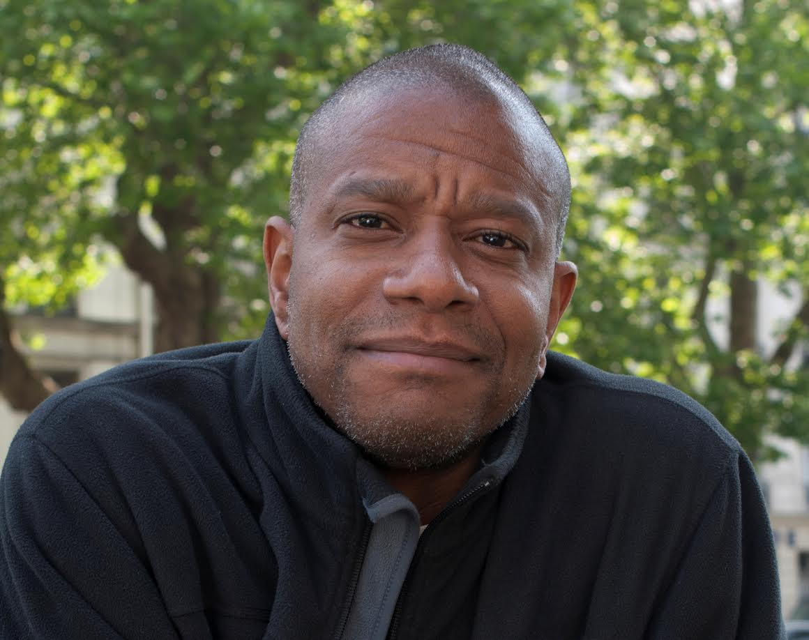 Image of Man Booker winner Paul Beatty