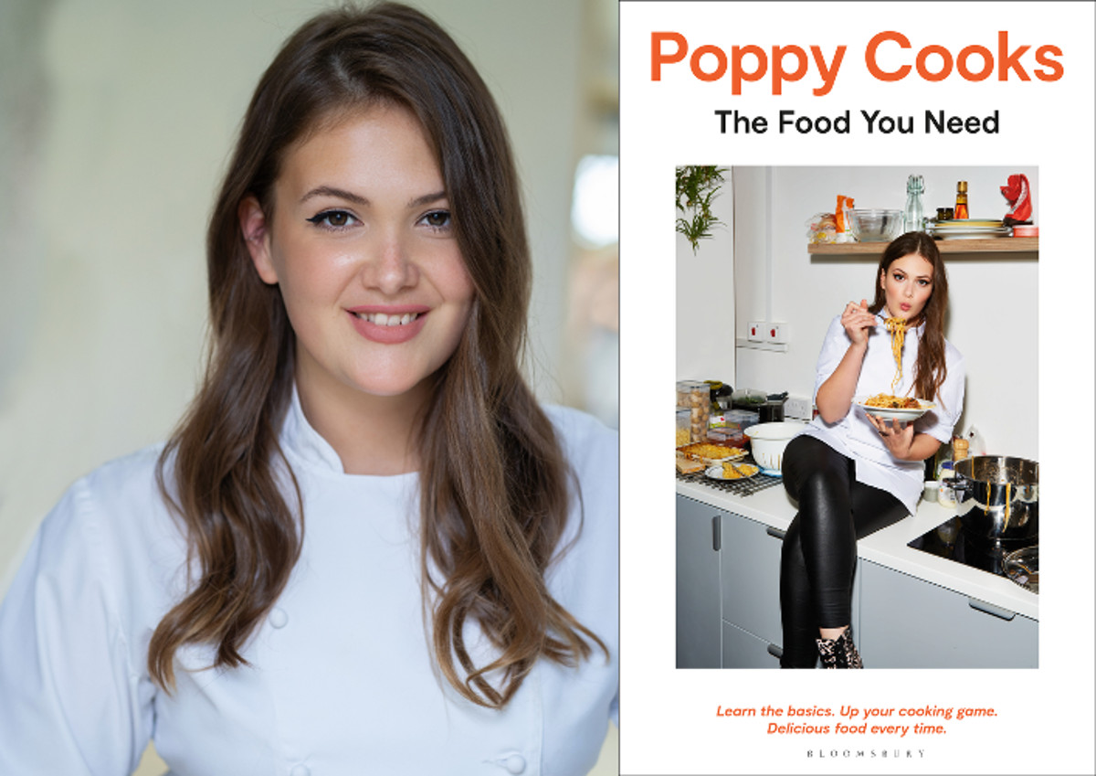 Image of Poppy Cooks: Demo & Tastings with Poppy O'Toole