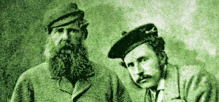 Image of Monarch of the Green: Stephen Proctor on Young Tom Morris