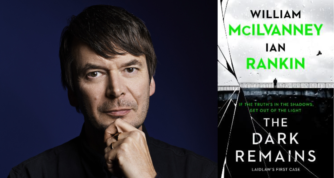 Image of Live In-Person: Ian Rankin on The Dark Remains