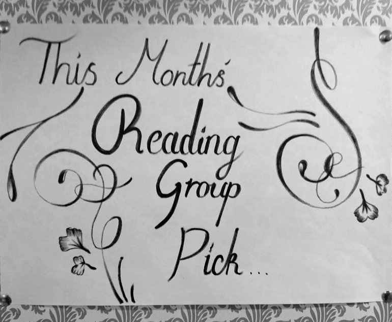 Image of April Reading Group