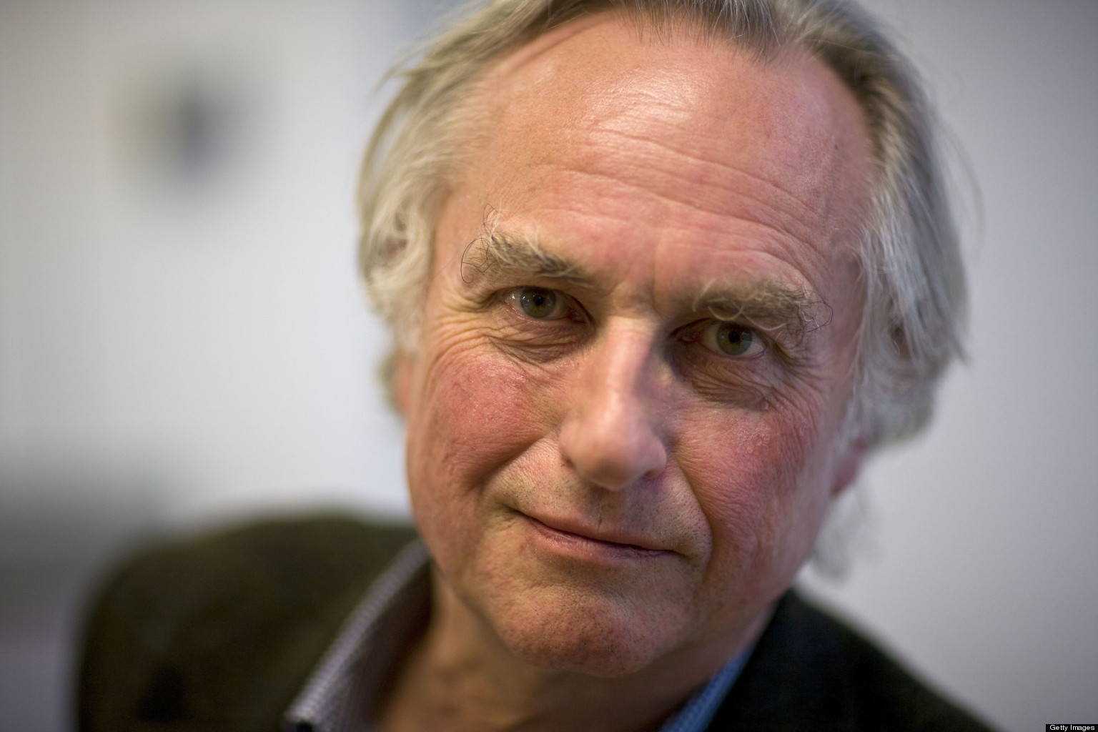 Image of Richard Dawkins with Science in the Soul