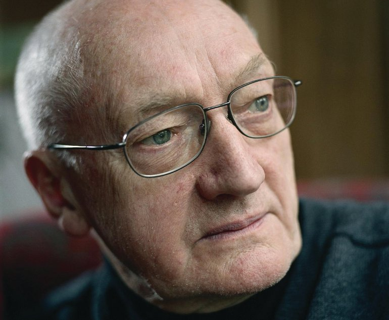 Image of Richard Holloway on A Little History of Religion