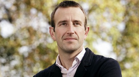 Image of Robert Macfarlane