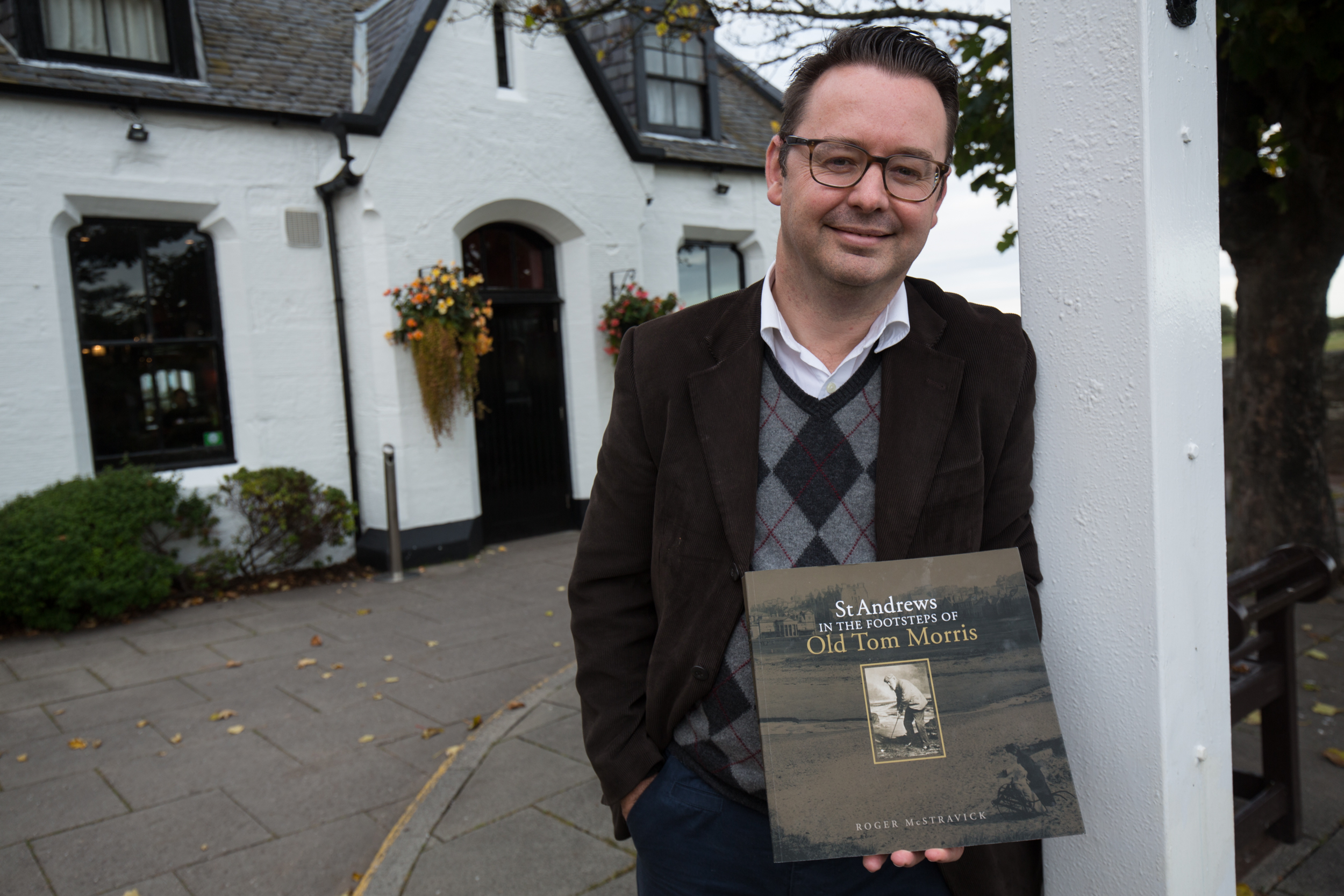 Image of CANCELLED Literary walk in the Footsteps of Tom Morris with Roger McStravick