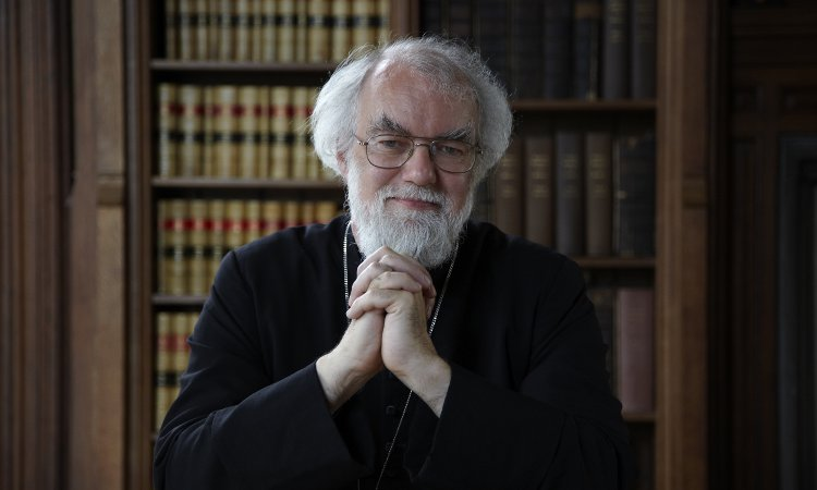 Image of Dr Rowan Williams