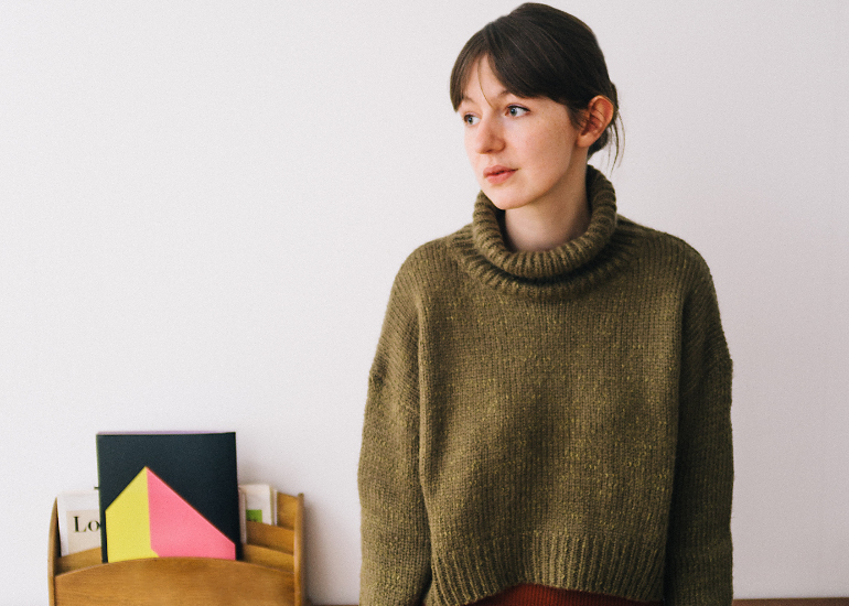 Image of Novelist of the Year Sally Rooney