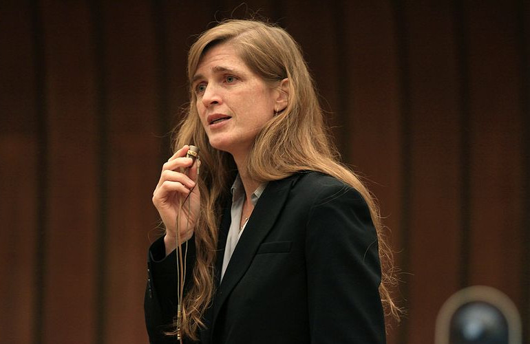 Image of Samantha Power: The Education of an Idealist