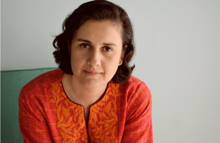 Image of An evening with Man Booker Longlisted Kamila Shamsie