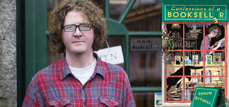 Image of Confessions of a Bookseller with Shaun Bythell