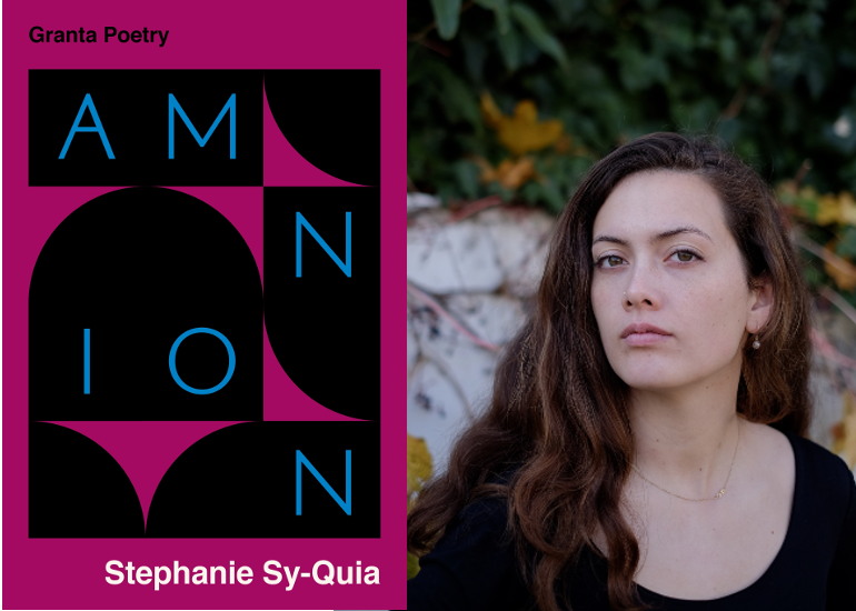 Image of Poetry on the Paragon: Stephanie Sy-Quia on Amnion