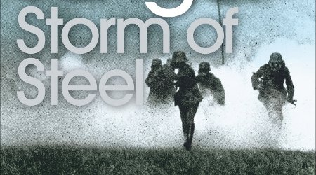 Image of Reading Group: Storm of Steel by Ernst Junger