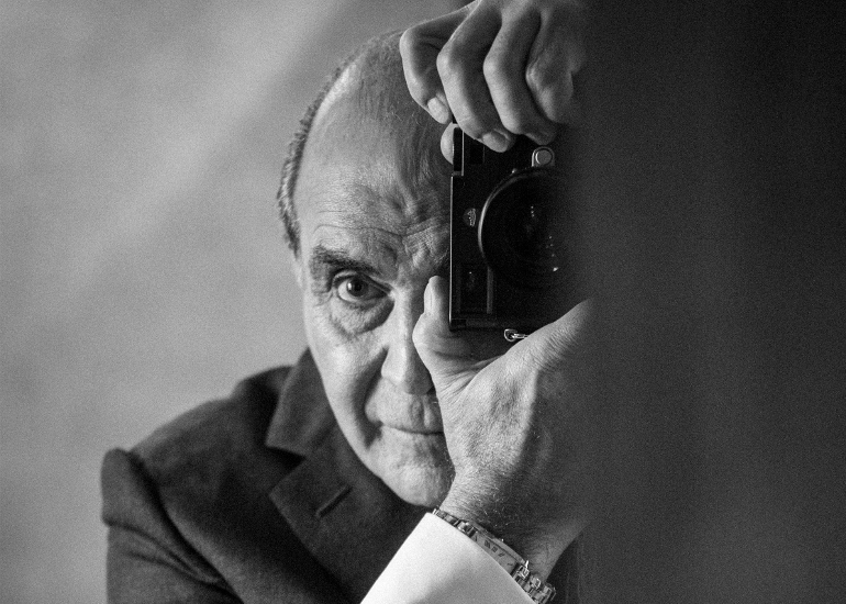 Image of David Suchet: My Life Behind the Lens