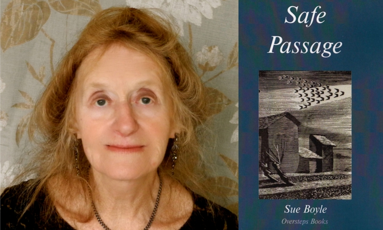 Image of Poetry on the Paragon: Sue Boyle