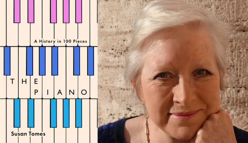 Image of Live In-Person: Susan Tomes on 'The Piano: A History in 100 Pieces'