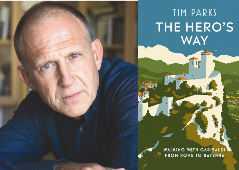 Image of RESCHEDULED: Live In-Person: Tim Parks