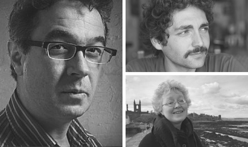 Image of Poetry and Translation with Anna Crowe, Pedro Serrano and Boris Dralyuk