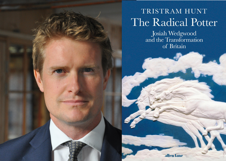 Image of An Evening with Tristram Hunt