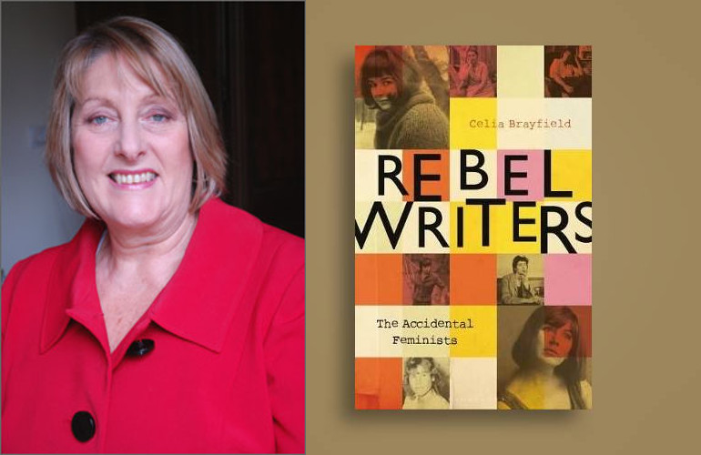 Image of Celia Brayfield on The Rebel Writers: The Accidental Feminists