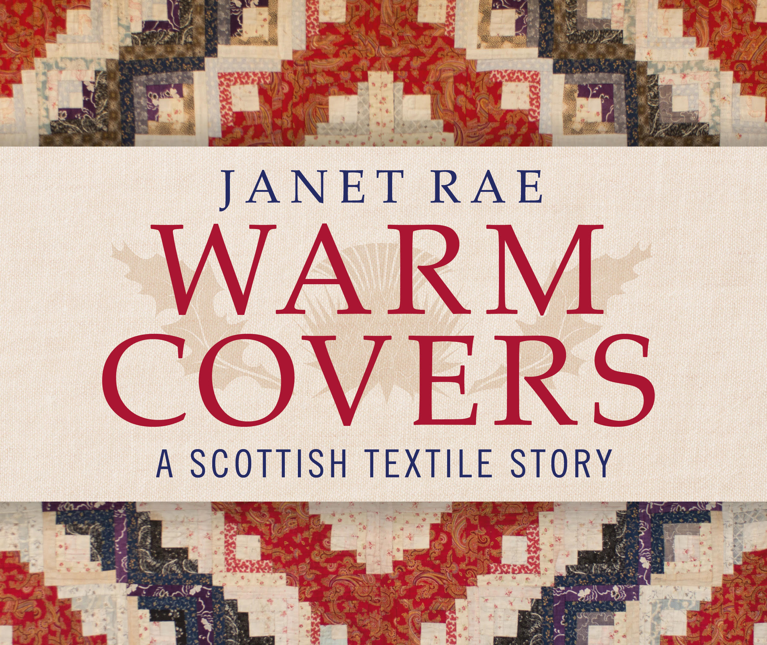 Image of Warm Covers – A Scottish Textile Story with Janet Rae