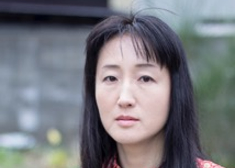Image of Japan Now: Novelist Yu Miri