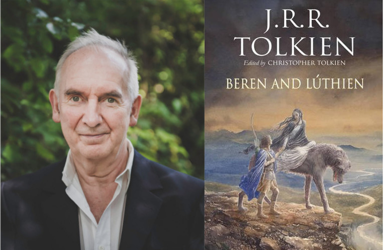 Image of Alan Lee on Tolkien