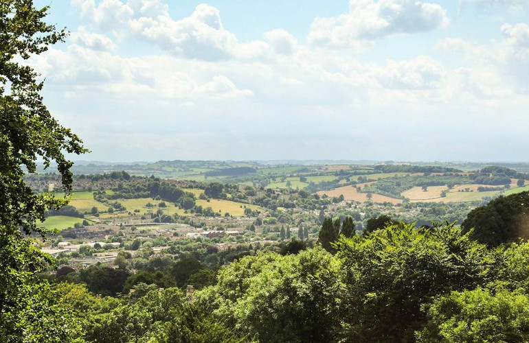Image of On Foot in Bath: a Walk with Andrew Swift and Kirsten Elliott