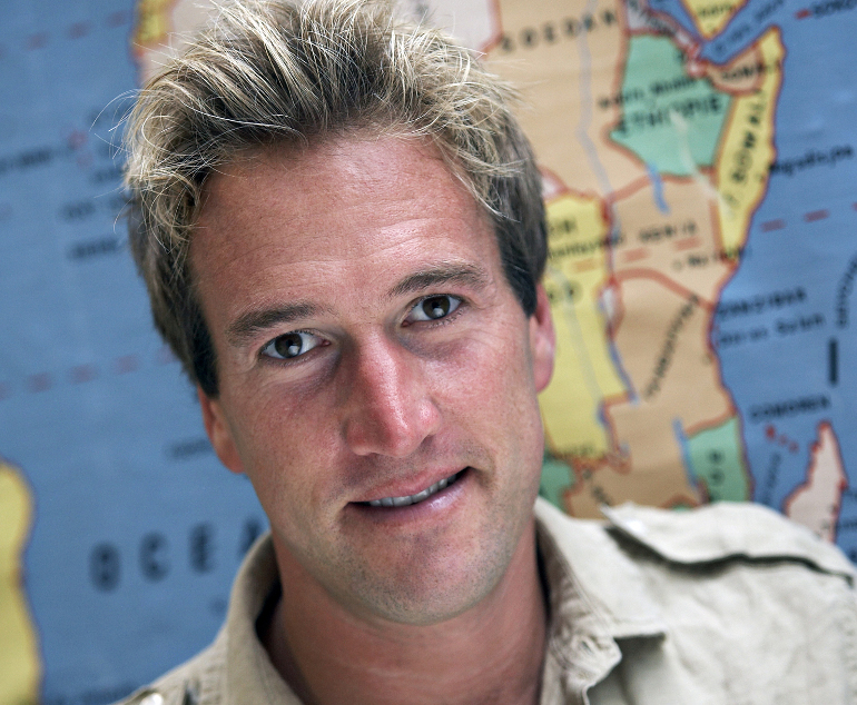 ben fogle website