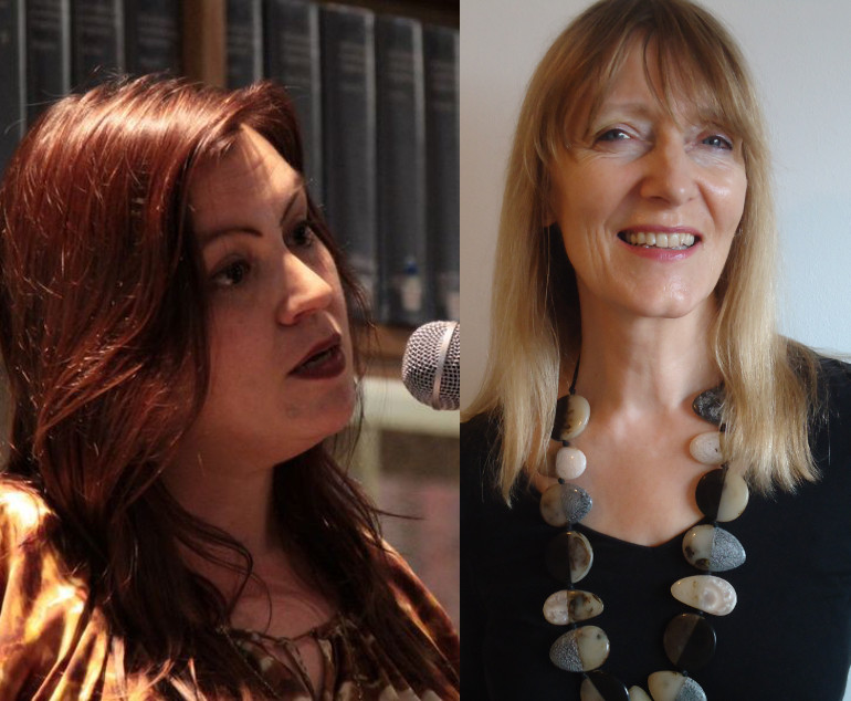 Image of Poetry on the Paragon with Carrie Etter and Claire Crowther