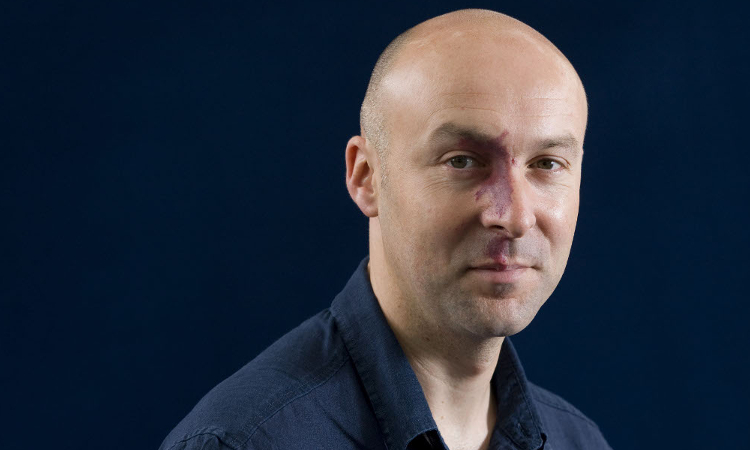 Image of Tense Psychological Thrillers with Christopher Brookmyre